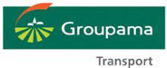 Logo Groupama Transport