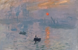 Claude MONET (1840-1926), Impression, soleil levant, 1872, oil on canvas, 50 × 65 cm. Paris Musée Marmottan Monet don Victorine et Eugène Donop de Mouchy 1940. © Bridgeman Images