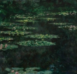 Claude MONET (1840-1926), Waterlilies, 1904, oil on canvas, 89 x 92 cm. © MuMa Le Havre / David Fogel