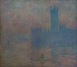 Claude MONET (1840-1926), London Parliament, 1903, oil on canvas, 81 x 92 cm. © MuMa Le Havre / David Fogel