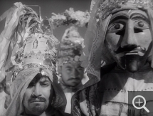 Sergei Eisenstein's Mexican footage, 1931, dist. Light Cone