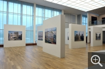 "Partial view of the ""Le Havre. Images sur commande exhibition"". © MuMa Le Havre / Christian Le Guen"