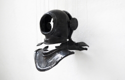 Elsa GUILLAUME,  2012, ceramic. . © Photo Elsa Guillaume