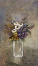 Pierre LAPRADE (1875-1931), Bouquet of Wild Flowers, oil on canvas, 61.5 x 38 cm. © MuMa Le Havre / Florian Kleinefenn