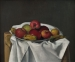Félix VALLOTTON (1865-1925), Still Life with Apples, 1910, oil on canvas, 38 x 46 cm. © MuMa Le Havre / David Fogel