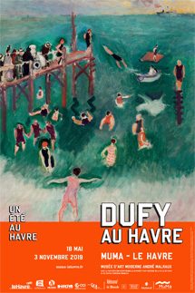 Raoul Dufy in Le Havre