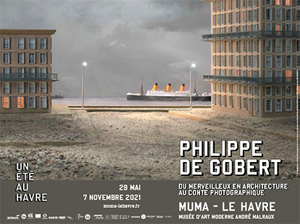 Philippe De Gobert. From the marvellous in architecture to the photographic tale