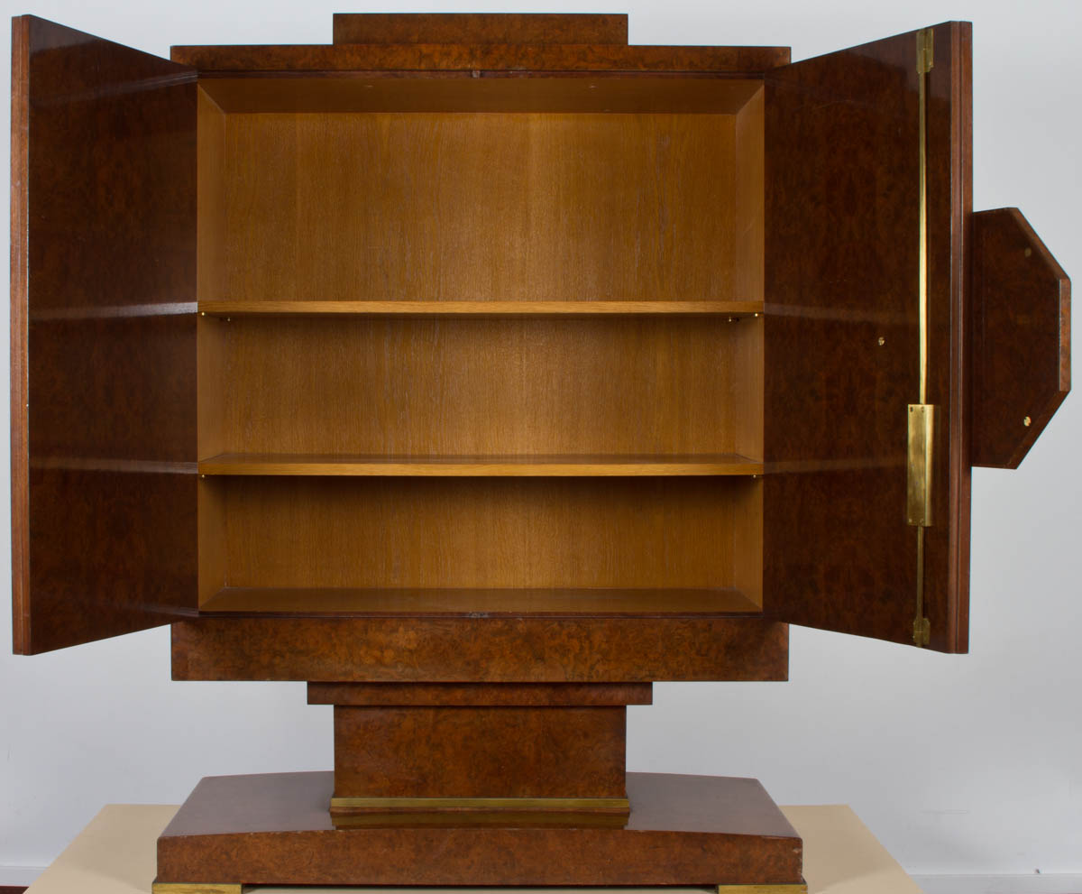 jacques mile ruhlmann 1879 1933 meuble fards cabinet